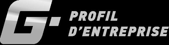 Profil d'entreprise G-Pro